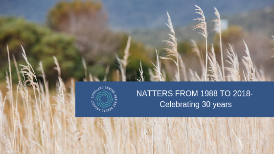 e6d8cb81a957 Natters From 1988 to 2018- Celebrating 30 years – a blog by Gippsland  Centre Against Sexual Assault